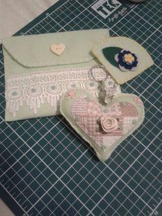 Kit presente chaveiro e marcador de livro