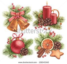 Victorian Christmas Stock Photos, Images, & Pictures | Shutterstock