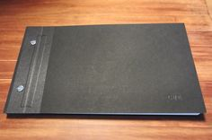 Picture of Hardcover portfolio book-DIY portfolio STEP 12