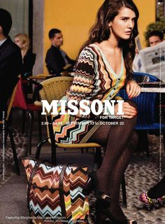 a921d5adf0562 Margherita Missoni Target Ad Campaign 2011 Boho Outfits