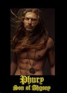 Black Dagger Brotherhood Phury