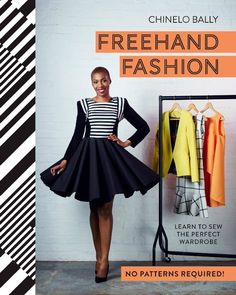 Chinelo Bally's book on Freehand Fashion