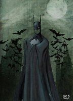 Batman by evilinsane1