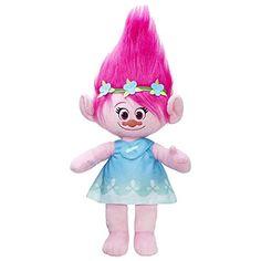 DreamWorks Trolls Poppy Large Hug 'N Plush Doll