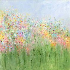 sue fenlon art: spring is here