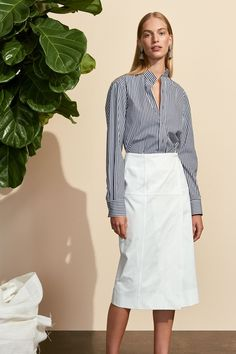 Protagonist Spring 2017 Ready-to-Wear Fashion Show Fashion 2017, Fashion Show, Ready To Wear, Runway, Shirt Dress, Spring, How To Wear, Shirts, Beauty