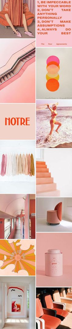 sfgirlbybay / bohemian modern style from a san francisco girl Color Of The Year, Color Theory, Pantone Color, Warm Colors, Color Inspiration, Creative Inspiration, Orange, Color Schemes, Color Combos