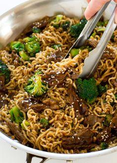 beef-brocolli-ramen