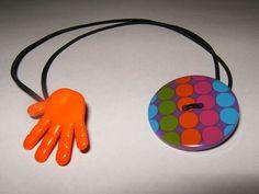 Minnie Dots Orange Hello Hand Dread Lock Ponytail by MsLadyLocks, $8.00 Dreadlock Jewelry, Dreadlock Accessories, Dread Beads, Ponytail Holders, Protective Styles, Dreads, Hair Ties, Shake, Locks