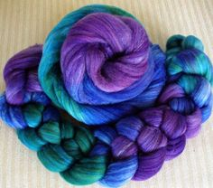 Can't get over these colors. I want to lick it, is that weird? That's weird. FriendsinFiber on etsy!
