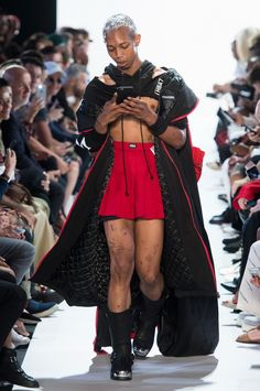 HBA Put On a Wench-Themed NYFW Show Featuring Wolfgang Tillmans | Thump