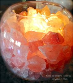 Do Salt Lamps Work Beauteous Health Benefits Of Himalayan Salt Lamps And How They Work Design Ideas