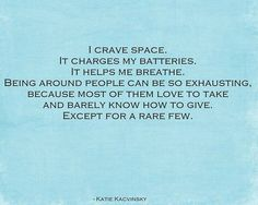 Empathy.  Can be hard to breathe at times.  Ommmmmm ❤️☀️