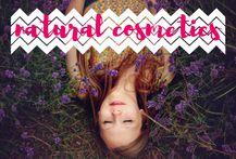 DIY natural Beauty products, natural cosmetics, organic products