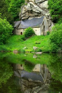Ermitage Saint-Gildas de Bieuzy