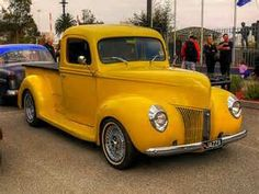 1940 Ford pick up..Re-pin brought to you by agents of #Carinsurance at #HouseofInsurance in Eugene, Oregon