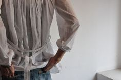tuck shirt  Khadi and co