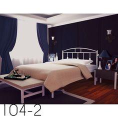 Κρεβάτι-Bed's   Τσινός Παντελής & Υιοί Ο.Ε. Metal Furniture, Bed Furniture, Metal Beds, Design, Home Decor, Bed Ideas, Bedroom Furniture, Decoration Home, Room Decor