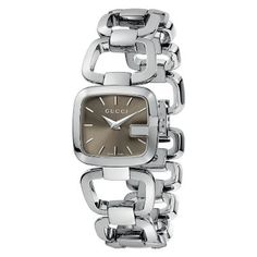 87ef62b312d Gucci Stainless Steel Ladies Watch available at  HelzbergDiamonds Reloj  Gucci