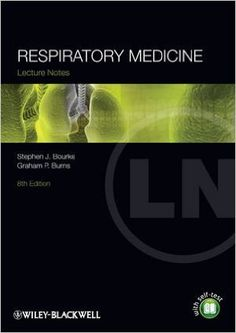 FREE MEDICAL BOOKS: Lecture Notes- Respiratory Medicine, 8th Edition
