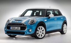 2015 Mini Cooper 5 door.... In love with it! wish it was electric... then it would be my perfect car!