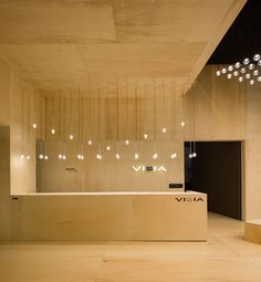 VIBIA STAND IN LIGHT + BUILDING 2016 TRADE FAIR IN FRANKFURT