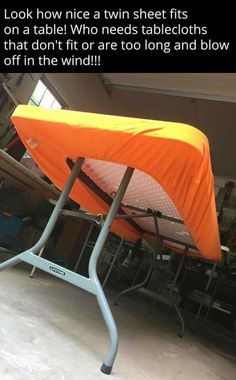 Wow! Twin sheet for desk cowl. #outdoorsavvy #outsidesetup....  Look into more at the photo link