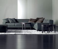 Frieman Modular Sofa by Meridiani | Lounge sofas