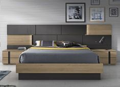Glicerio Chaves Hornero is a Spanish Furniture Manufacturer specialized in modern bedroom sets for. Luxury Bedroom Design, Bedroom Furniture Design, Master Bedroom Design, Bed Furniture, Bedroom Decor, Luxury Furniture, Interior Design, Bedroom Minimalist, Modern Master Bedroom
