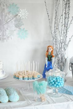 Frozen Party! - Just Real Moms - Blog para Mães