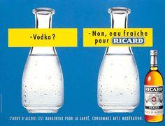 Ricard - Vodka ?