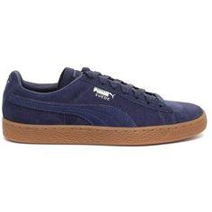 Puma Sneaker Suede Classic CITI - 36255104 - Navy dengan harga Rp. 1499000  disini dapat agan order disini dengan mudah dan lansgung ke rumah. 976349261