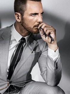f243371d62c87 Pensando Dapper Gentleman, Styl Gentlemenów, Moda Męska, Trendy W Modzie,  Styl Życia
