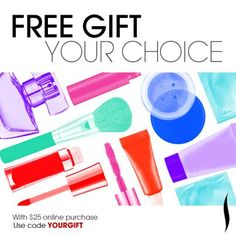 Love these free products from Sephora!