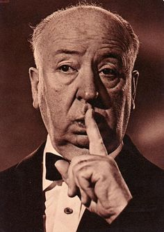 Alfred Hitchcock. A movie genius. But a very strange man.