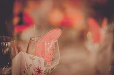 Real Weddings: Stefani and Christian's Spanish Wedding Spanish Wedding, Christianity, Wedding Styles, Real Weddings, Wine, Bottle, Invitations, Butterflies, Yellow