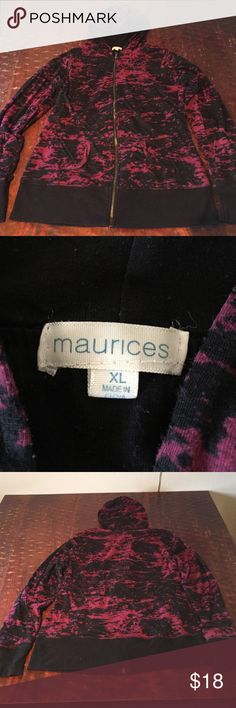 Spotted while shopping on Poshmark: XL Maurices Hoodie! #poshmark #fashion #shopping #style #Maurices #Tops