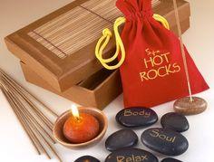 La tecnica di massaggio con pietre calde Il blog di Genial Gifts