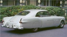 Packard 2-Door Fastback (Pininfarina), 1951