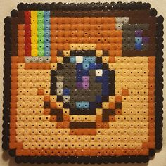 Instagram perler beads by siramalie