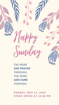 Encouragement for all. Enjoy your Sunday. Enjoy Your Sunday, Happy Sunday, Lake Mary, Walk On Water, Days Of The Year, Christian Faith, Spiritual Growth, Lily Pulitzer, Pray