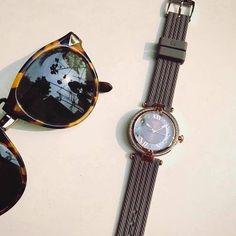 #TheTimeTo make every moment a memorable one • #repost @gcwatchesuk #jewellery #cosmetics #watches #sunglasses #fashionbags #bracelet #boutique #estilistan #haircare #skincare