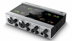 Get flexible connectivity, pristine sound and a host of included software with this low-latency interface. KOMPLETE never sounded so good.