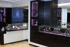 The LAGOS Flagship Jewelry Store. Philadelphia, PA.