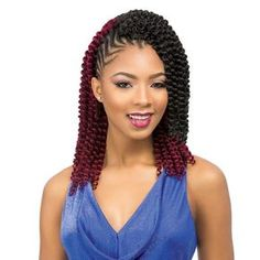 Braids for Kids & UP! 100% Kanekalon & Toyokalon fiber Flame Retardant Good for Crochet Braid Can be Hot Water Set Looped for Easy and Fast Styling