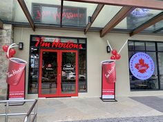 Tim Hortons Philippines proudly launched their two new Pasig City restaurants at Estancia Mall in Capitol Commons and the L Tim Hortons, City Restaurants, Allrecipes, Philippines, Mall, Product Launch, Cooking, Food, Kitchen