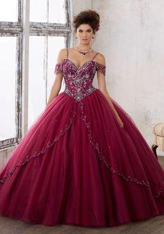 20 New Off-the-shoulder Quinceanera Dresses - Quinceanera
