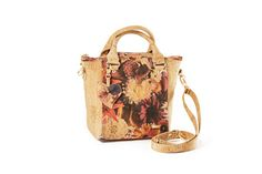 Cork bag PRAHA Autumn Natural