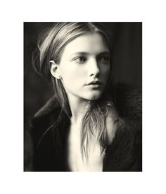 Portrait | Vlada Roslyakova by Paolo Roversi | Fashion Gone Rogue: The Latest in Editorials and Campaigns