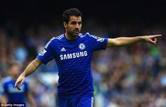 Cesc Fabregas produced a masterful performance against his former club as Chelsea beat Arsenal 2-0.